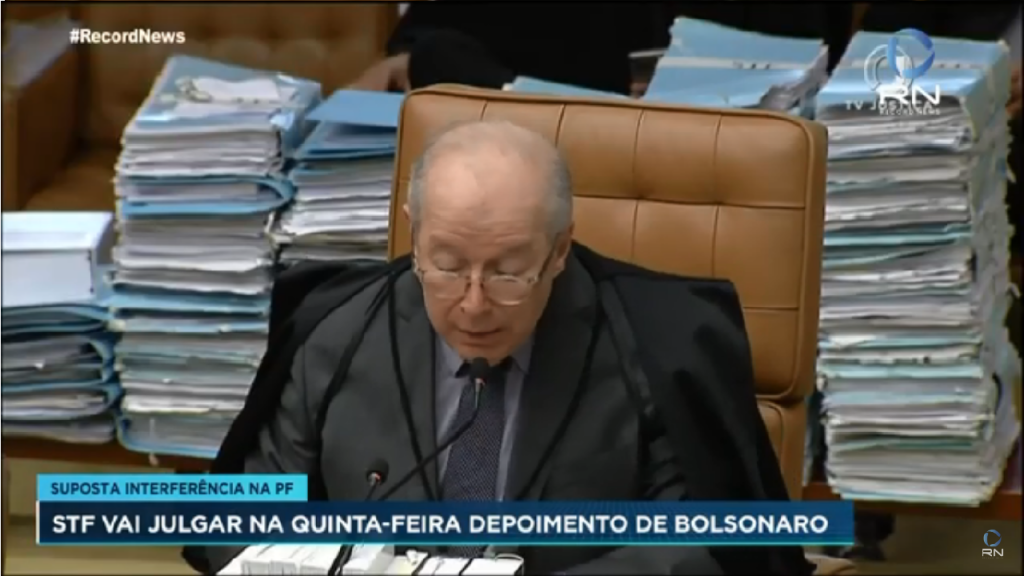 Ação sobre depoimento de Bolsonaro tem data marcada no STF