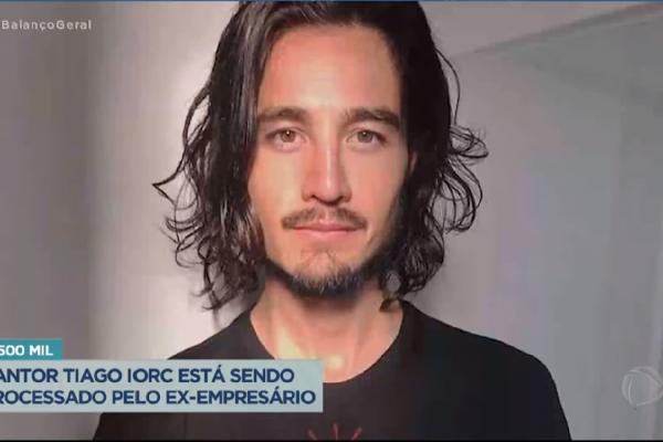 Ex-empresário de Tiago Iorc processa o cantor e pede R$ 671 mil por danos morais
