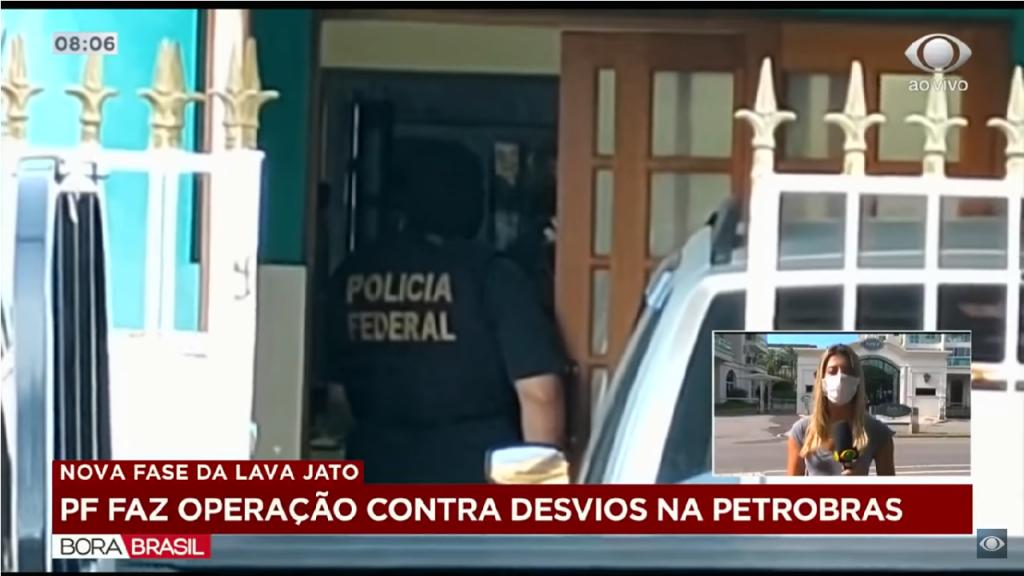 Polícia Federal faz operação contra desvios na Petrobras