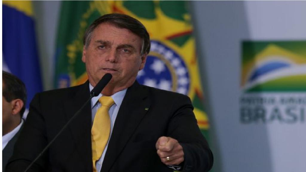 Presidente Bolsonaro diz que vacina Chinesa não parece segura