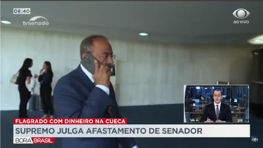 Supremo julga afastamento do Senador Chico Rodrigues