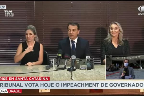 Tribunal vota Impeachment do Governador Carlos Moisés