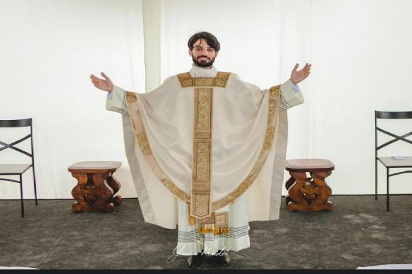 Bruno Andrade fala sobre a realização do sonho de ser ordenado Padre