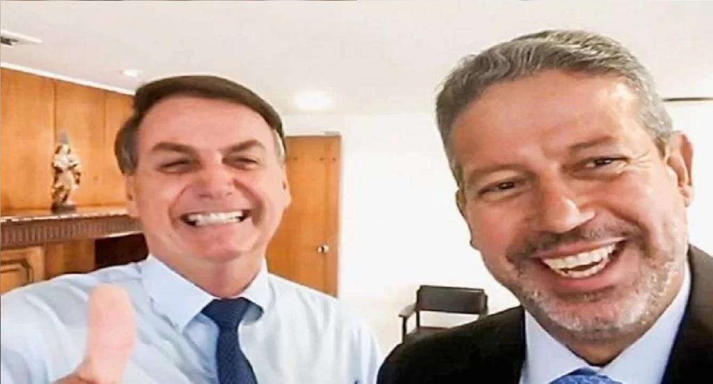 Bolsonaro declara apoio à Lira Segundo homem do Executivo