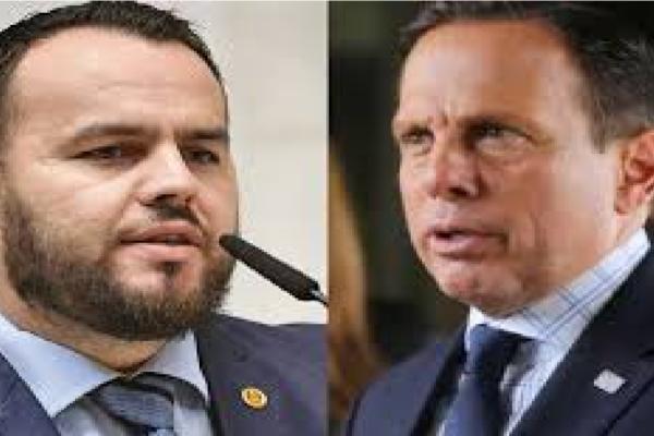 """Gil Diniz se irrita com as medidas ditatoriais de Doria e desabafa """"Esse governador é uma vergonha para nosso povo!"""""""