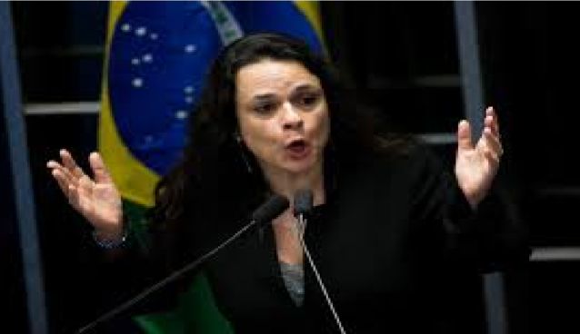 """Janaína Paschoal comenta recomendação da OMS e dispara """"A OMS está atrasada! O Brasil faz tudo isso desde março!"""""""
