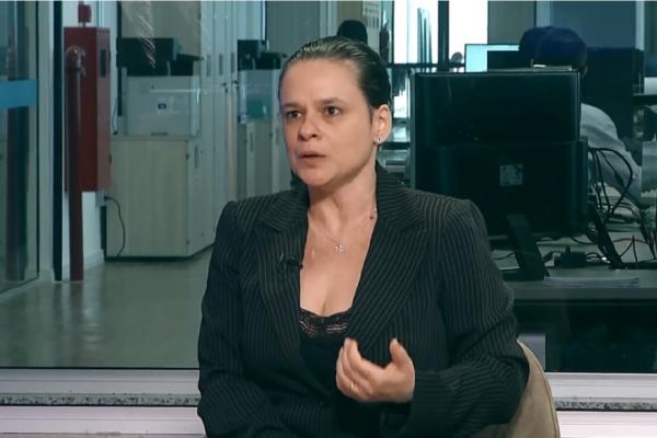 Janaína Paschoal diz que Doria está experimentando do próprio veneno