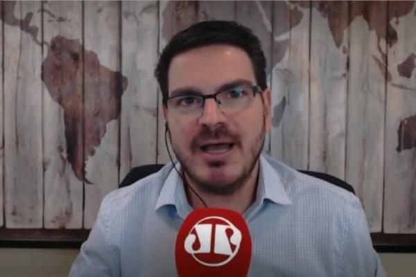"""Rodrigo Constantino comenta cobrança de Gleisi Hoffmann ao Baleia Rossi e diz """"O preço de se negociar com o Capeta é alto"""""""