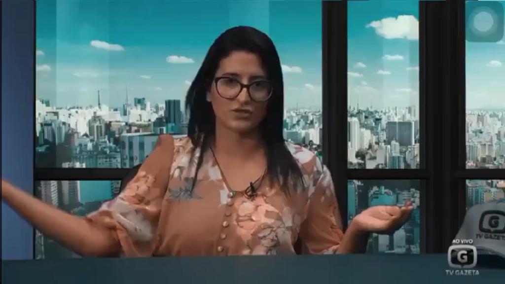 """Vereadora Bolsonarista rebate jornalista e diz """"Eu prefiro pegar multa do que perder a liberdade"""""""