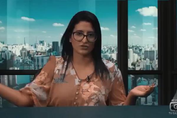 """Vereadora Bolsonarista rebate jornalista e diz """"Eu prefiro pagar multa do que perder a liberdade"""""""