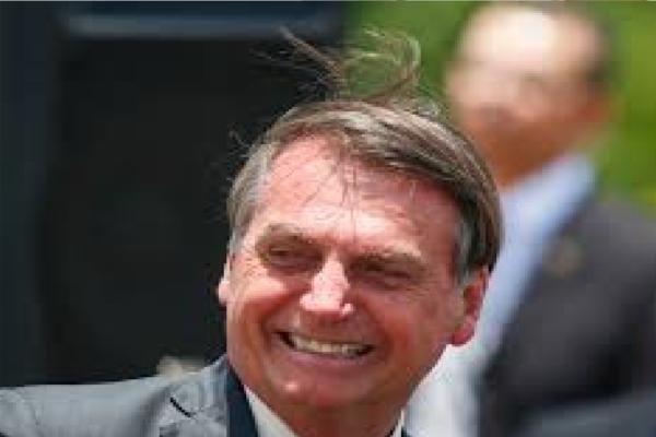 Bolsonaro afirma que acabaram as notícias de invasões do MST
