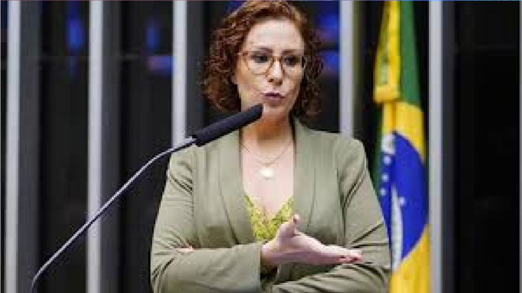 Carla Zambelli protocola PL para obrigar o retorno às aulas da rede pública de educação básica