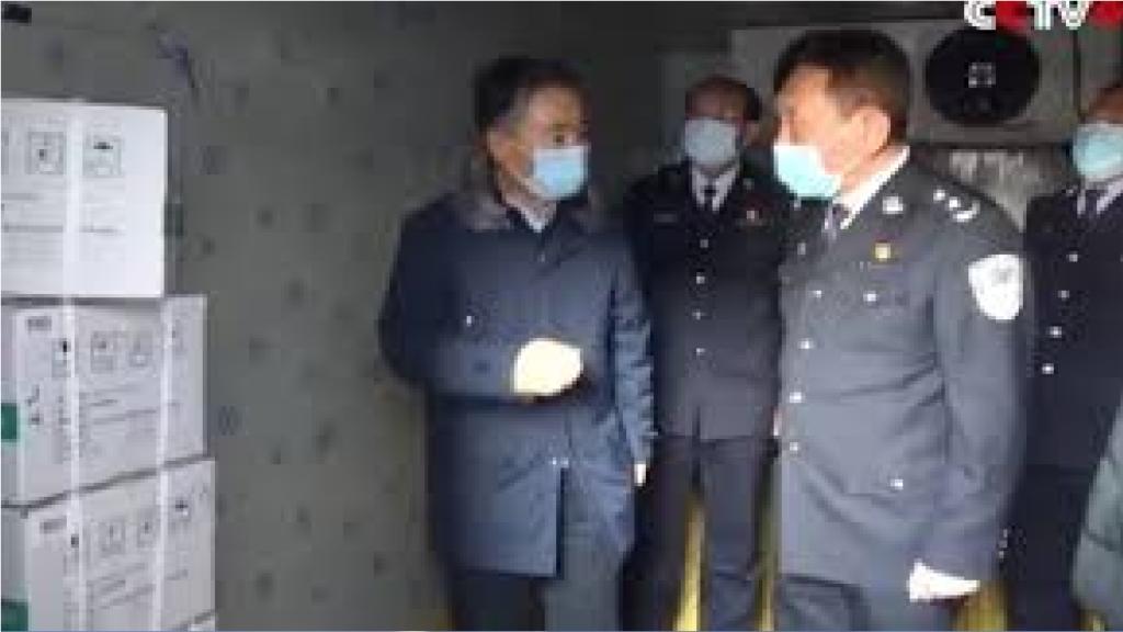 China prendeu mais de 80 suspeitos por vender vacinas falsas