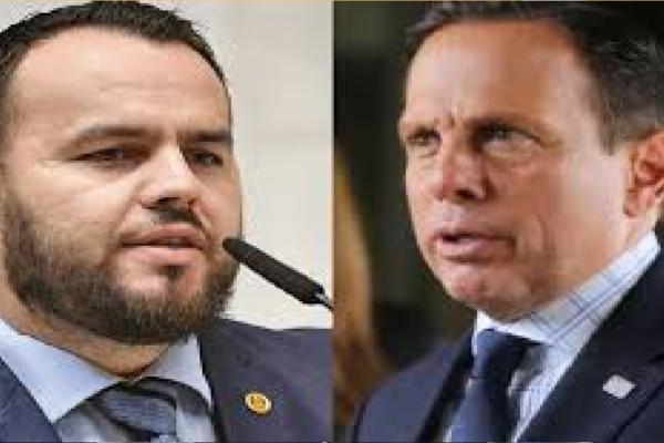"""Gil Diniz critica gestão de Doria e diz """"O Governo de São Paulo é um fiasco no combate ao Coronavírus!"""""""