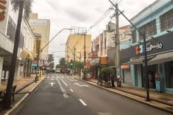 Interior de SP, Araraquara decreta lockdown
