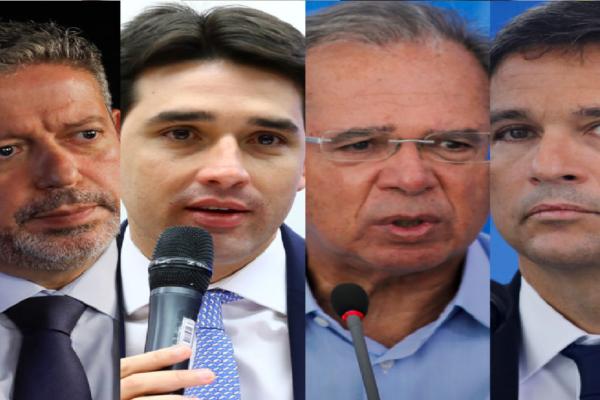 Lira, Guedes e Campos Neto terão reunião sobre autonomia do BC