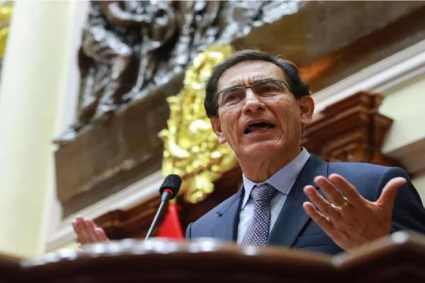 MP do Peru inicia investigação contra ex-presidente