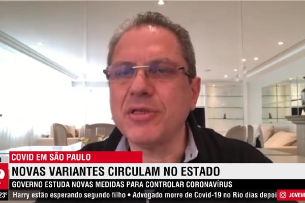 Secretário de Saúde de SP admite erros na gestão Doria